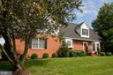 exterior front view - 1432 RAMSEUR LN, WINCHESTER