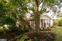Exterior view of screened porch - 1432 RAMSEUR LN, WINCHESTER