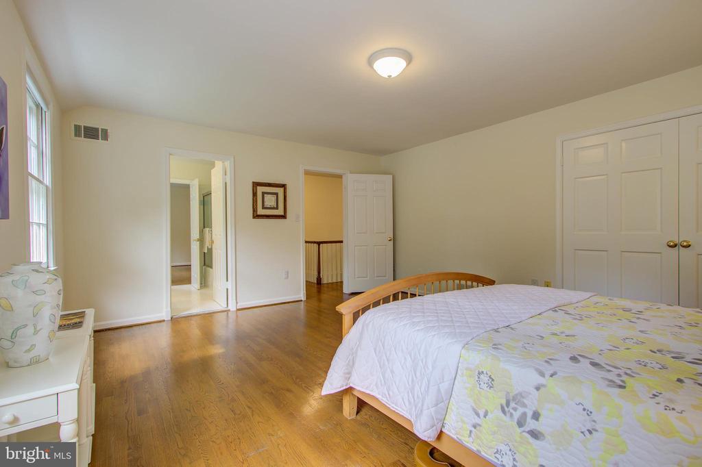 Bedroom #3 - 9706 SPRING RIDGE LN, VIENNA
