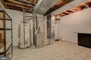 Utility room - 9706 SPRING RIDGE LN, VIENNA