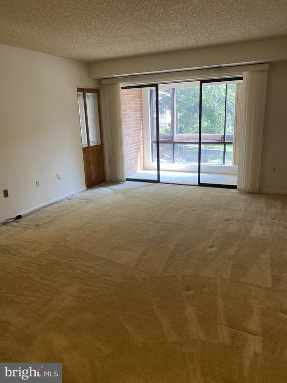 Living Room - 10216 BUSHMAN DR #211, OAKTON