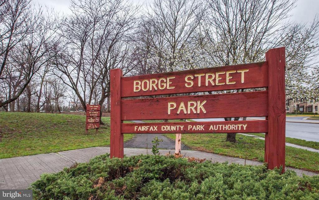 Borge Street Park - 10216 BUSHMAN DR #211, OAKTON