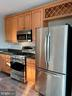 Kitchen appliances. - 43523 MAHALA ST, LEESBURG