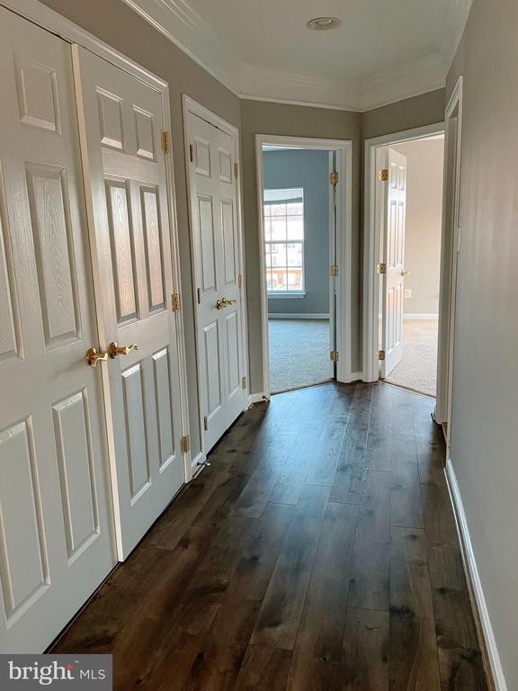 Upper hallway. - 43523 MAHALA ST, LEESBURG