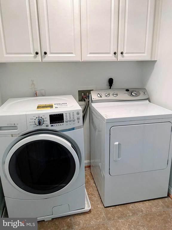 Upgraded washer. - 43523 MAHALA ST, LEESBURG