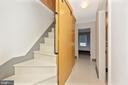 Stairway to Upper Loft 26 - 24 S COURT, THRU 26 ST, FREDERICK