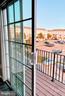 Balcony. - 43523 MAHALA ST, LEESBURG