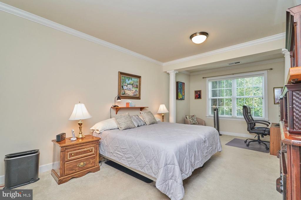 Primary Bedroom - 15231 ROYAL CREST DR #104, HAYMARKET
