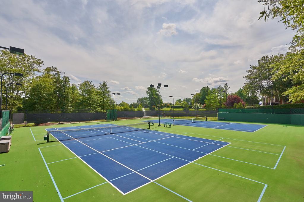 Tennis/Pickle Ball - 15231 ROYAL CREST DR #104, HAYMARKET