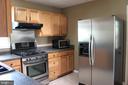 Kitchen - 107 PRICE DR, MANASSAS PARK