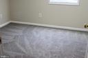 Bedroom upstairs - 107 PRICE DR, MANASSAS PARK