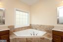 Master Bath - 107 HAROLD CT, WINCHESTER