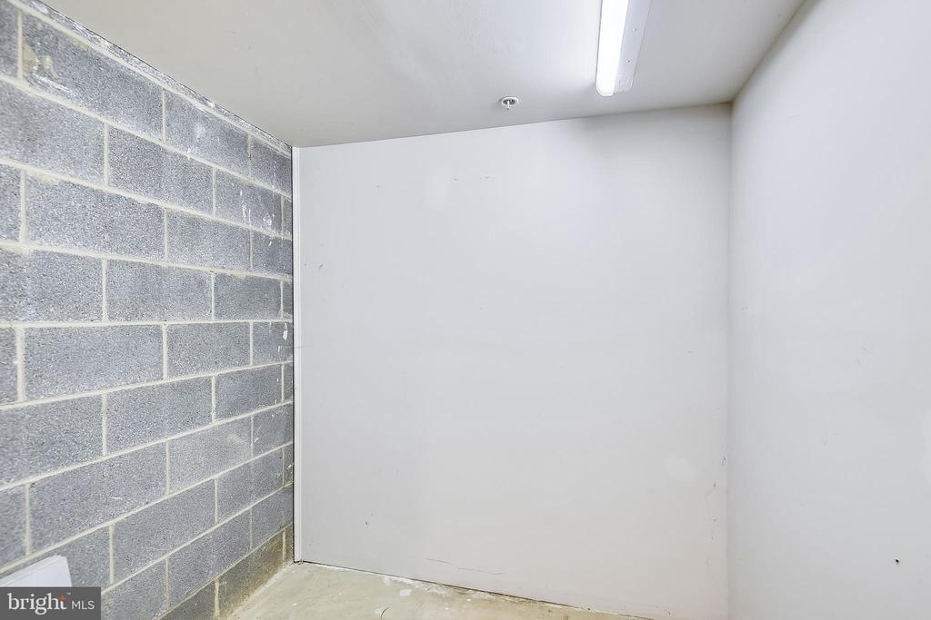Lower level storage - 1326 N CLEVELAND ST, ARLINGTON