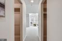 Walk-in closets - 1326 N CLEVELAND ST, ARLINGTON