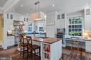Open Kitchen - 1644 AVON PL NW, WASHINGTON