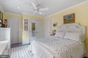 Bedroom 4 - 1644 AVON PL NW, WASHINGTON