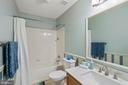 Full bathroom - 10 CANDLERIDGE CT, STAFFORD