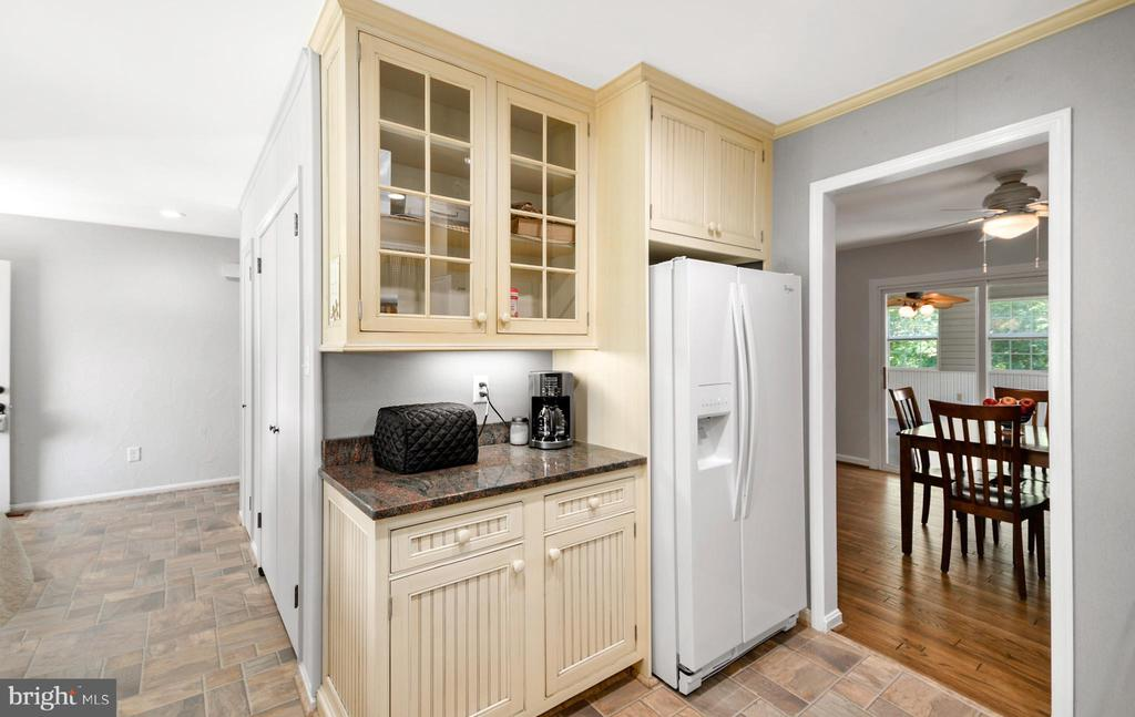Large pantry and closet - 2036 FIRE TOWER LN, IJAMSVILLE