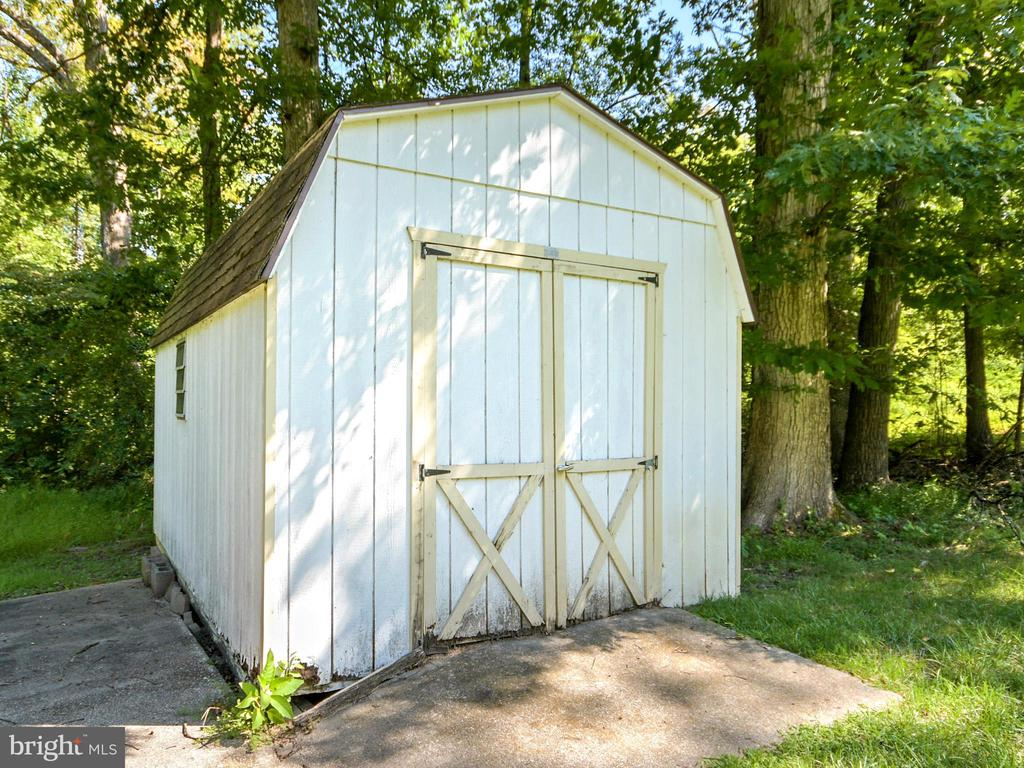 shed - 2036 FIRE TOWER LN, IJAMSVILLE