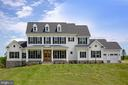 Optional elevation & features shown - PARTRIDGE CROSSING, PURCELLVILLE