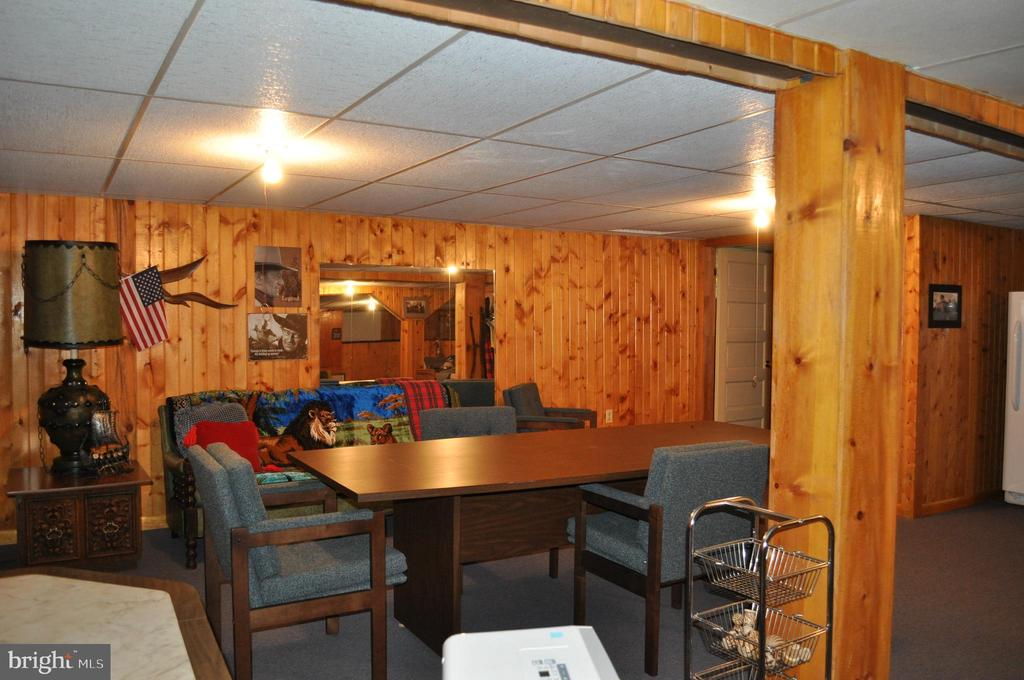 Basement recreation room - 11690 FREDERICK RD, ELLICOTT CITY