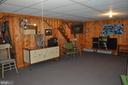 Basement playroom - 11690 FREDERICK RD, ELLICOTT CITY