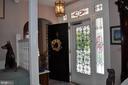 Foyer - 11690 FREDERICK RD, ELLICOTT CITY