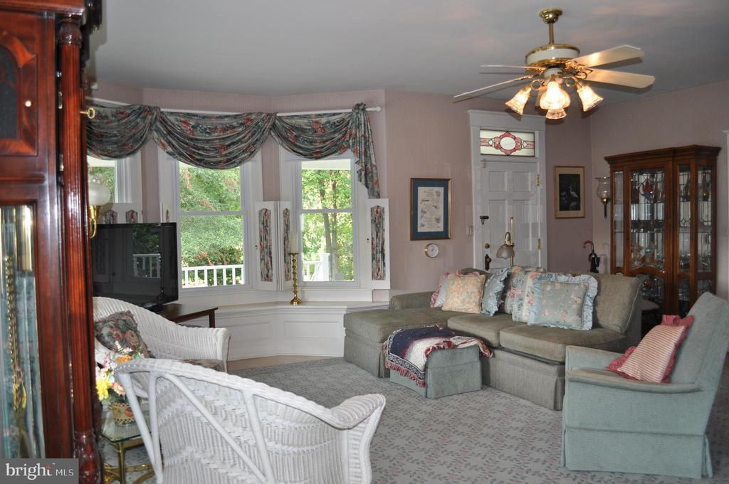 Family room or parlor - 11690 FREDERICK RD, ELLICOTT CITY