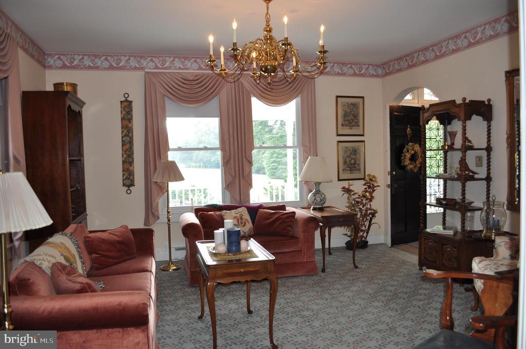 Living room - 11690 FREDERICK RD, ELLICOTT CITY