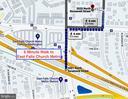 6 minute walk to East Falls Church Metro - 2020 N ROOSEVELT ST, ARLINGTON