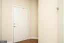 Foyer - 42531 ROCKROSE SQUARE #102, ASHBURN
