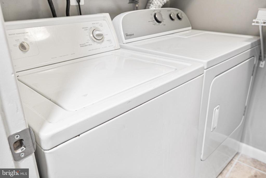 Laundry space - 505 ASPEN DR, HERNDON