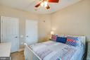 Front bedroom - 68 TABLE BLUFF DR, FREDERICKSBURG