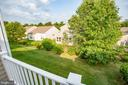 View from deck - 68 TABLE BLUFF DR, FREDERICKSBURG