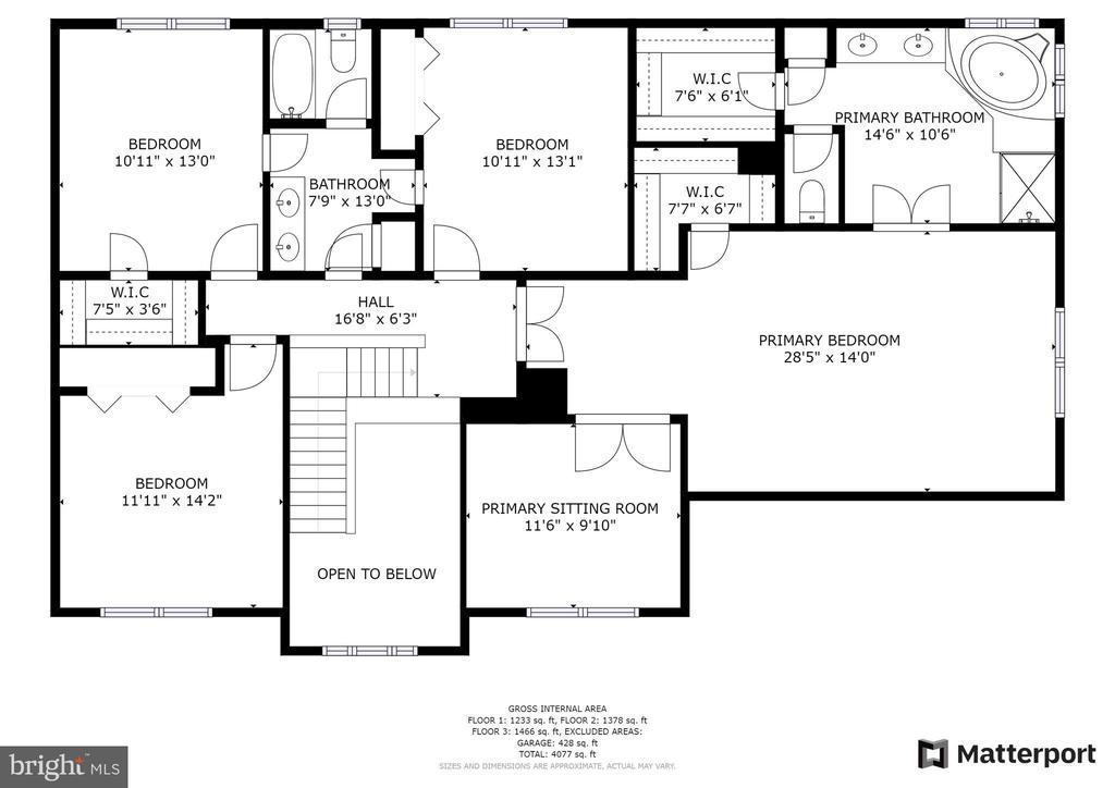 Main Level Floor plan - 43847 AMITY PL, ASHBURN