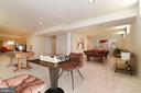 Space for every activity in LL Rec Room - 43847 AMITY PL, ASHBURN