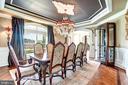 Spacious Dining Room - 40483 GRENATA PRESERVE PL, LEESBURG