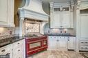 Ilve Range for the Discerning Chef - 40483 GRENATA PRESERVE PL, LEESBURG