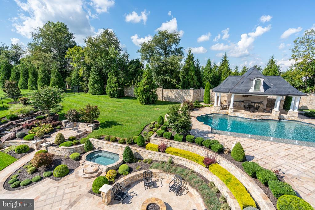 Not a Bad View from the Master Suite! - 40483 GRENATA PRESERVE PL, LEESBURG