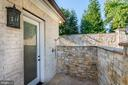 Outdoor Shower for Your Convenience - 40483 GRENATA PRESERVE PL, LEESBURG