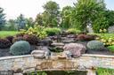 Mature Landscaping Surrounds this Waterfall - 40483 GRENATA PRESERVE PL, LEESBURG