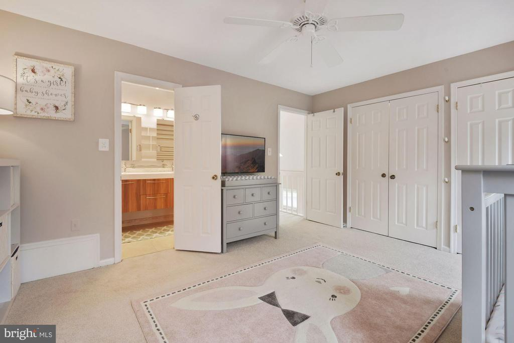 Primary BR - I Cannot Stress Enough How Big It Is! - 8423 HOLLIS LN, VIENNA