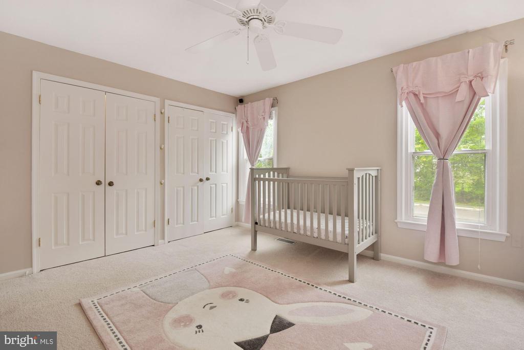 Primary Bedroom #1 - Very, Very Generously Sized! - 8423 HOLLIS LN, VIENNA