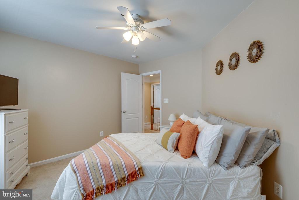Third Bedroom with Walk-In Closet - 42972 THORNBLADE CIR, BROADLANDS