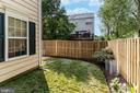Fully Fenced Backyard - 42885 GOLF VIEW DR, CHANTILLY