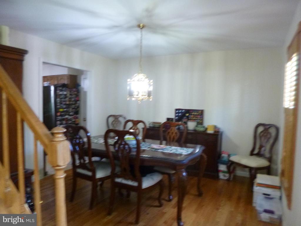 Dining Room - 4204 AVON DR, DUMFRIES