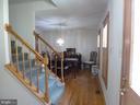 Foyer - 4204 AVON DR, DUMFRIES