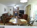 Breakfast Area overlooking Family room - 4204 AVON DR, DUMFRIES