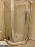 Master Shower - 4204 AVON DR, DUMFRIES