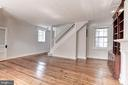 Living Room - 139 W 3RD ST, FREDERICK